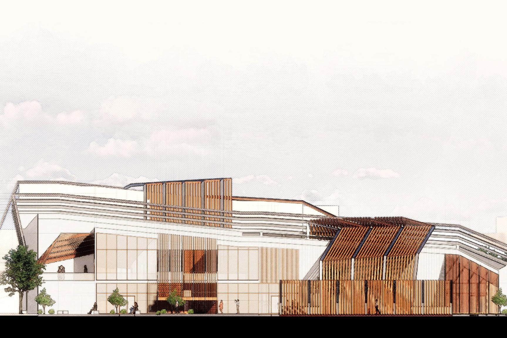 Architecture Program College Of Architecture Visual Arts Design